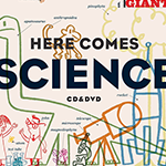 Image for Here Comes Science (Audio CD)