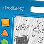Image for Doodle Pro magnetic drawing board